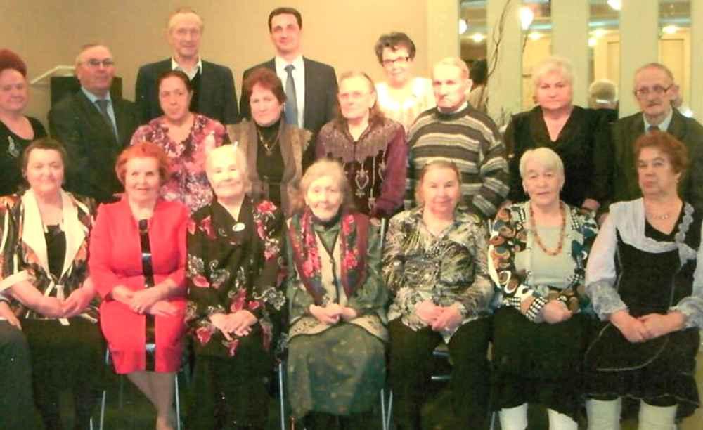 Заботу о ветеранах здравоохранения Эжвы Валентина Федоровна считает своим долгом.