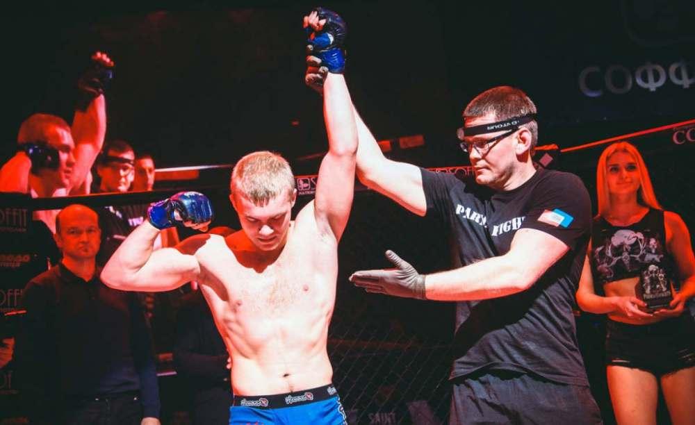 На счету Вадима 11 побед в профессиональном спорте.